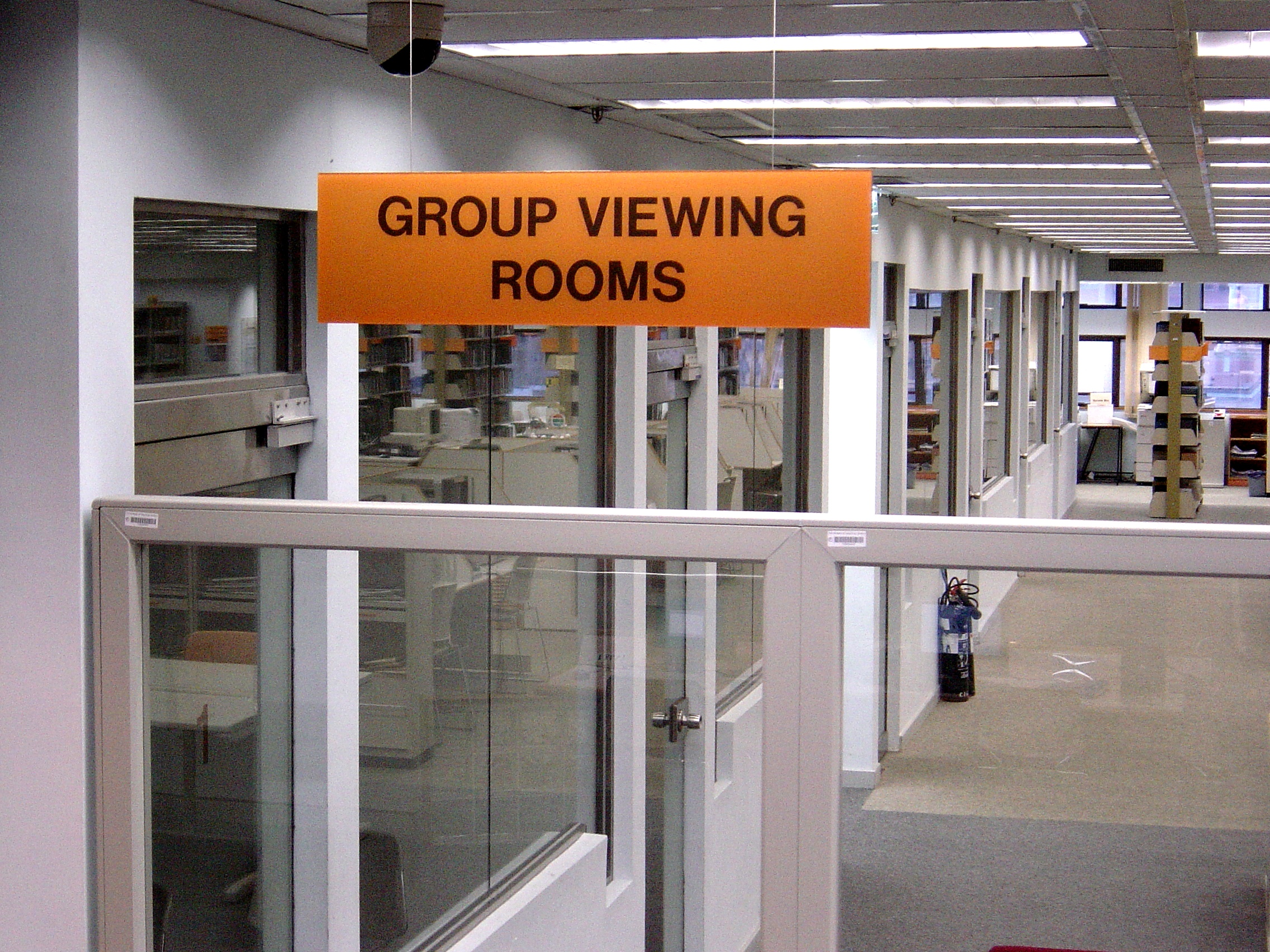 Hku Main Library Discussion Room