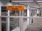 Group viewing rooms