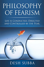 Philosophy of Fearism Cover