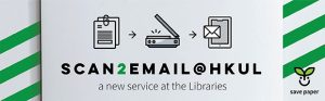 Scan to email service