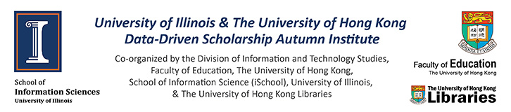 Building Library Services for Data Driven Scholarship Banner