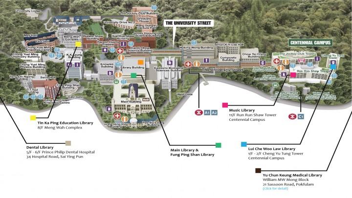 HKUL Map
