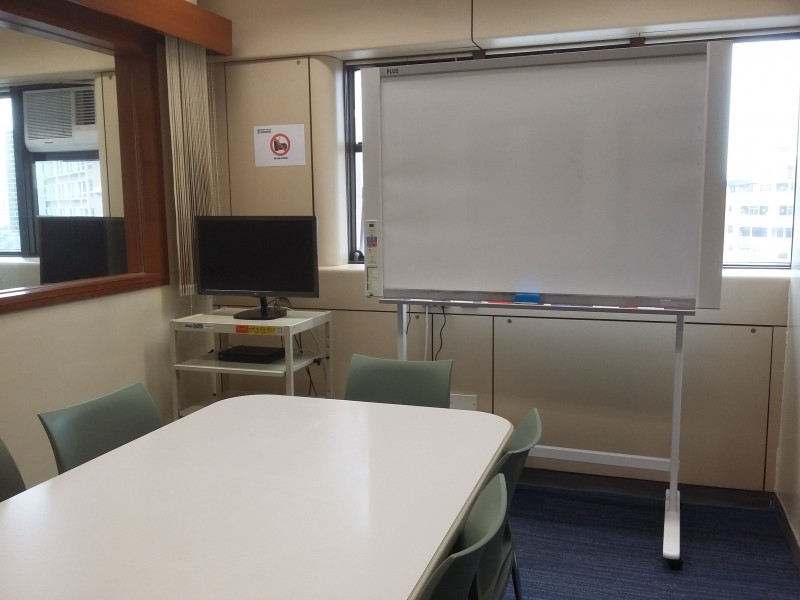 Discussion Rooms