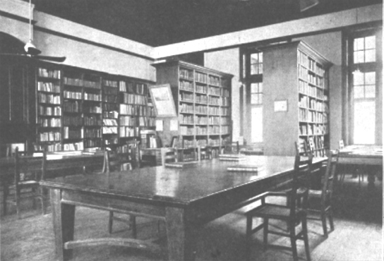 Main Library in 1915