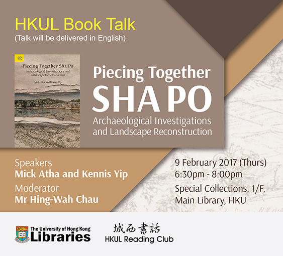 Piecing Together Sha Po - February