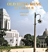Book Cover of Old hong Kong in Colour