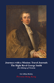 Book Cover of Journeys with a Mission