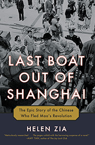Book Cover of Last Boat Out of Shanghai