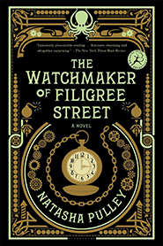 Book Cover of The Watchmaker of Filigree Street