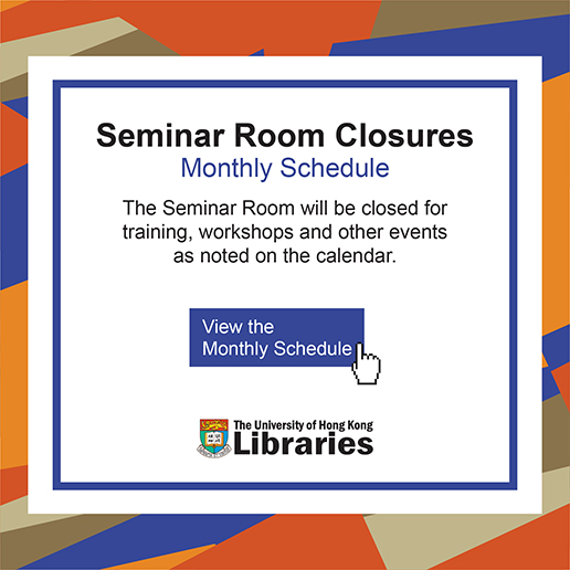 Seminar room closure